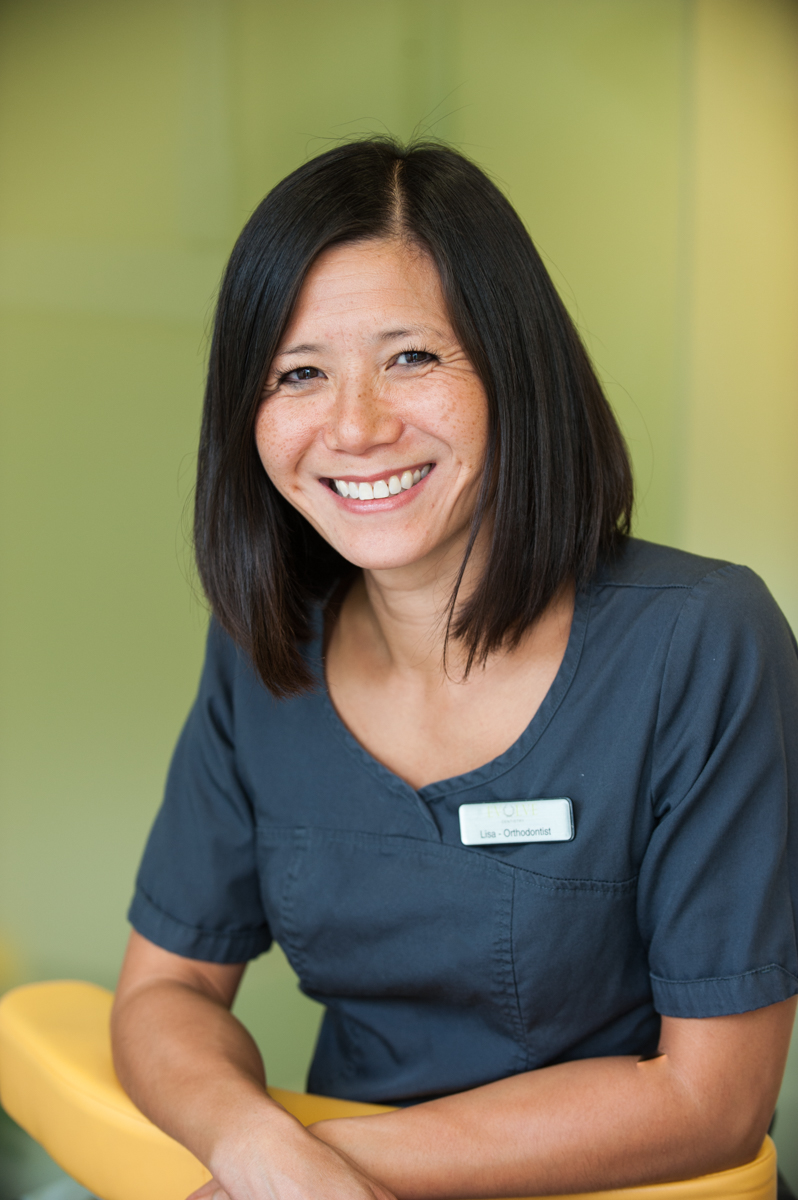 Lisa our Orthodontist